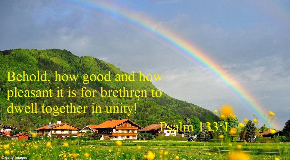 psalm 133:1