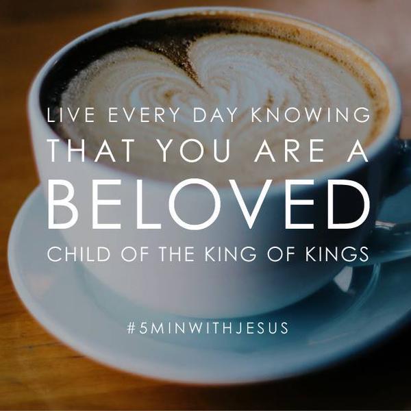 beloved of God