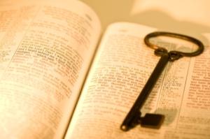 Bible key