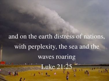 Luke 21:25