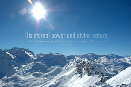 God Power Pictures God's Eternal Power And Divine