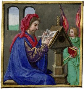 scribe letter writing for Paul