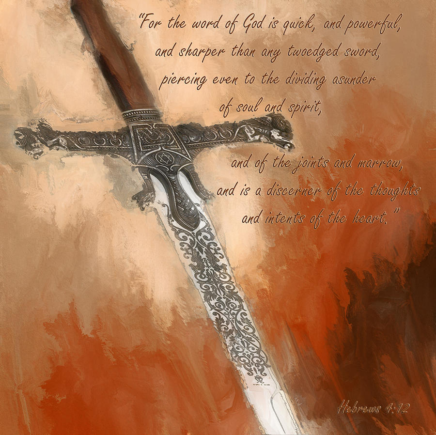 the Word of God Sword