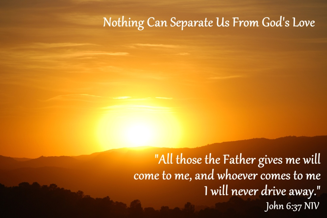 love of God in Christ Jesus