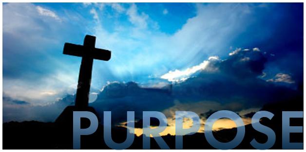 God's purposeful power word