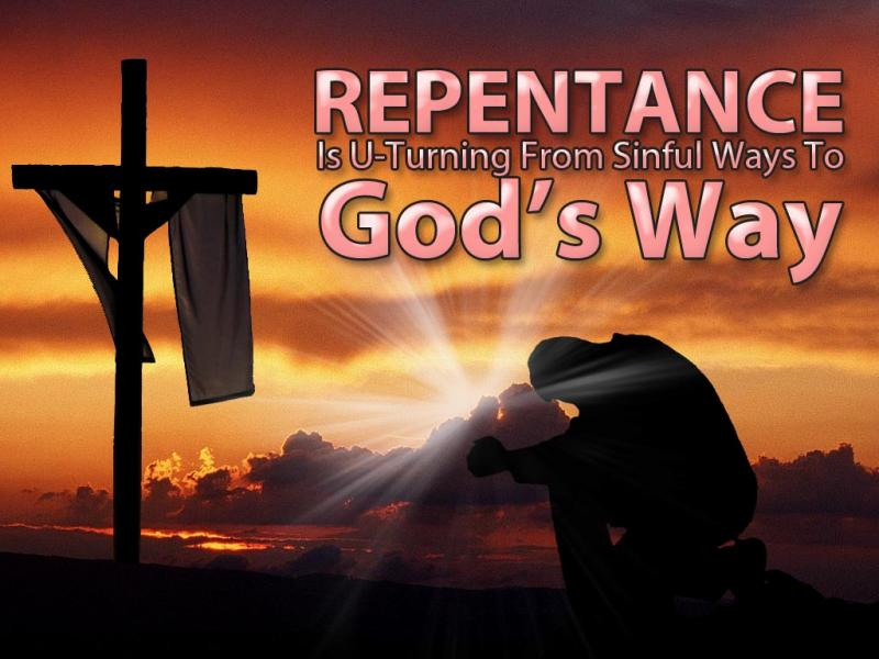 Jonah preached: repent n turn to God's way!