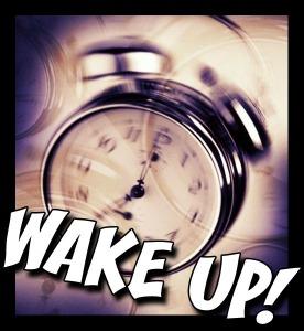 intercessor, wake up!