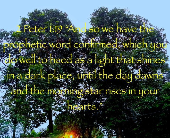2 peter 1:19