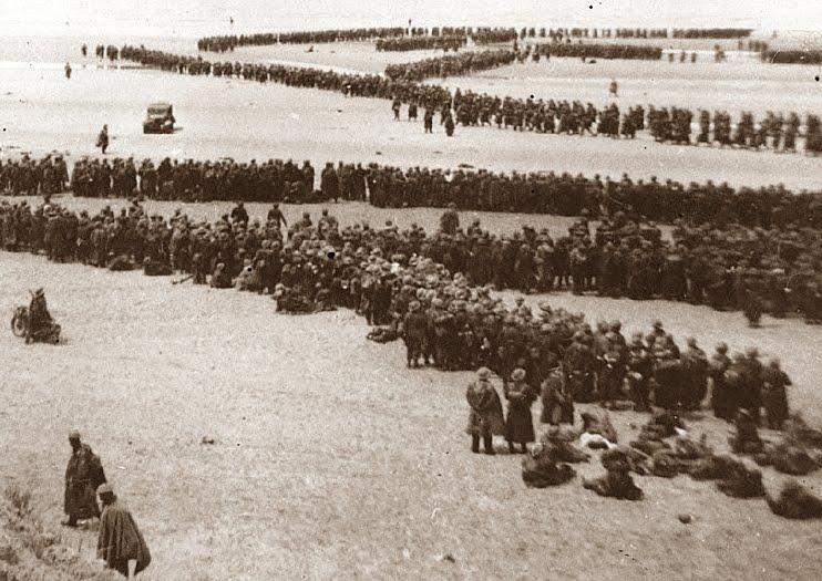 Dunkirk+evacuation