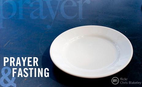 fast and pray menu