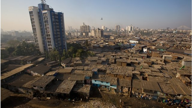 INDIA RICH POOR DIVIDE