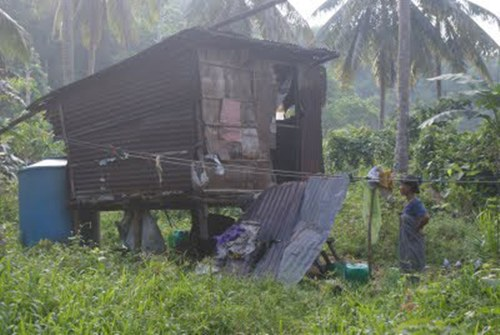 poverty in sabah
