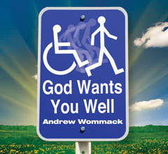 God wants you well -healed !