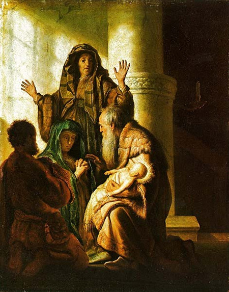 Simeons-Prophecy-to-Mary with Anna raised hands