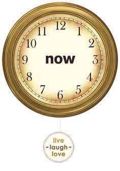 clock face now