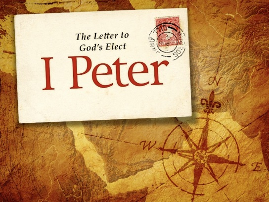 1Peter letter to elect