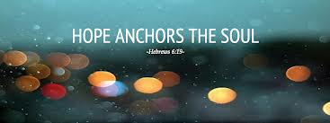 hope anchor for soul