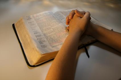 Holy Spirit-led, Word, and prayer
