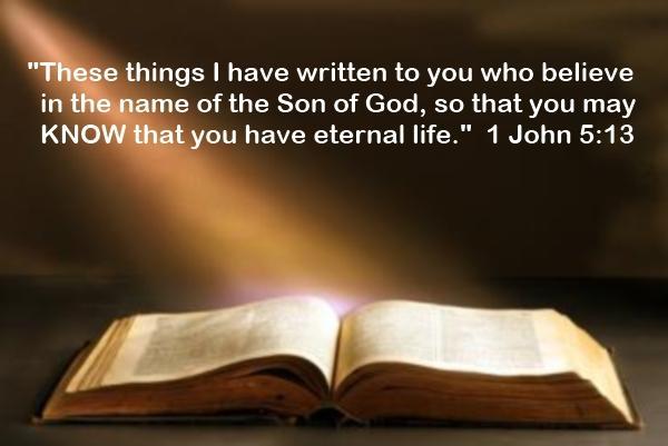 1 john 5-13