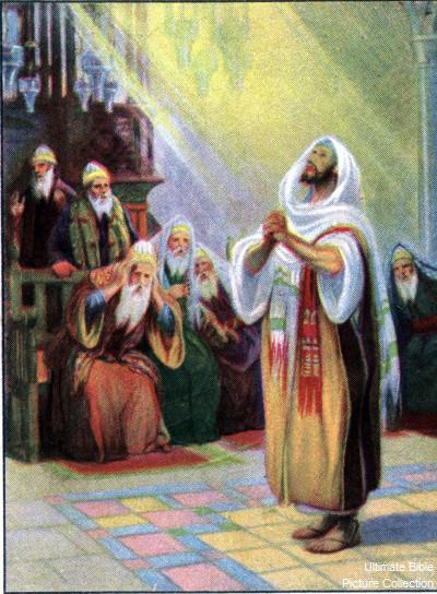 first martyr: Stephen Spirit-filled