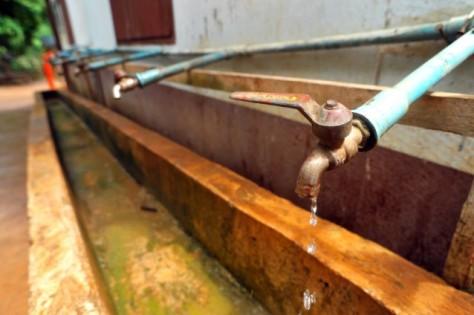 2014 water shortage