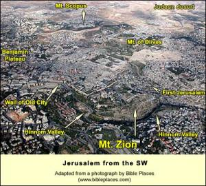 Jerusalem-aerial-from-sw