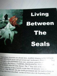 living between the seals