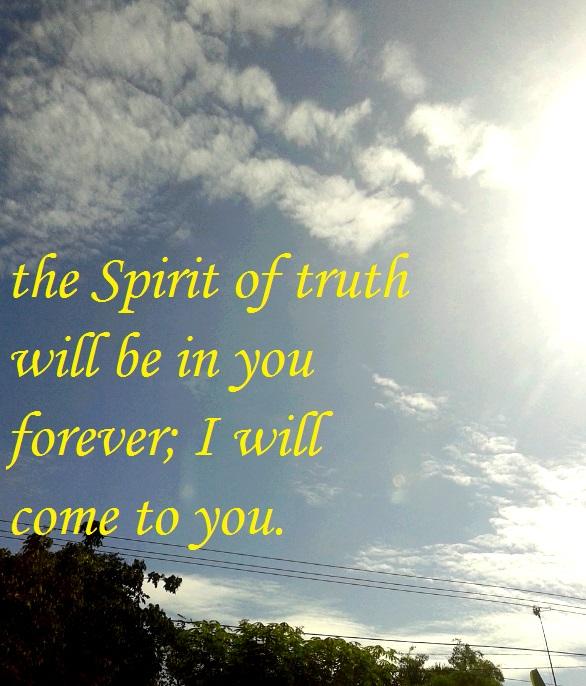 John 14 Holy Spirit