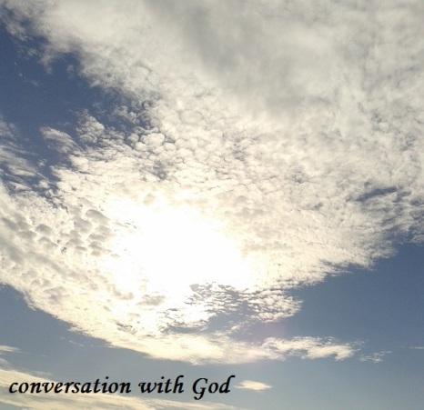 conversation with God