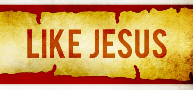 speak word like Jesus