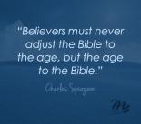 spurgeon on Bible