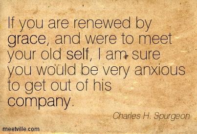 Spurgeon on grace