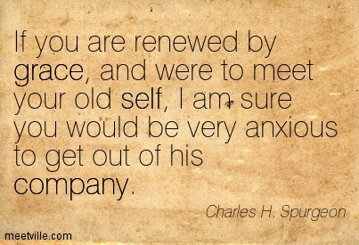 Spurgeon on grace