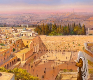 Image result for Jerusalem, the valley of vision