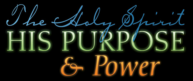 Holy Spirit purpose power