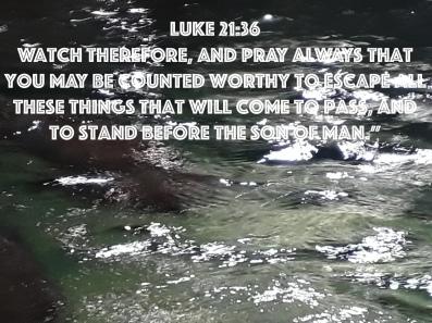 Luke 21:36