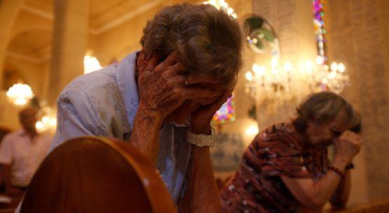 Cairo Christians pray