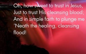the faith of Jesus