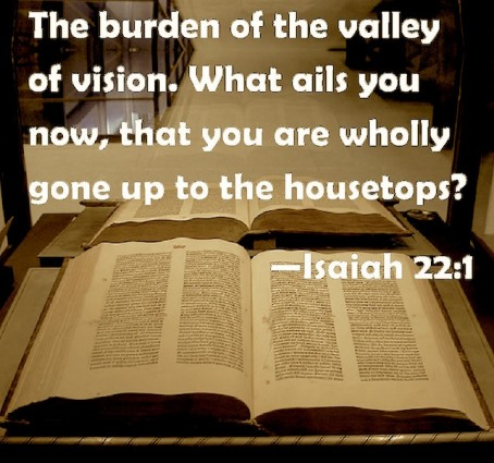 valley of vision