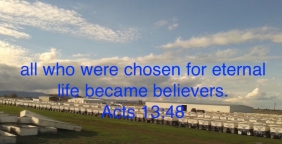 Acts 13 eternal life