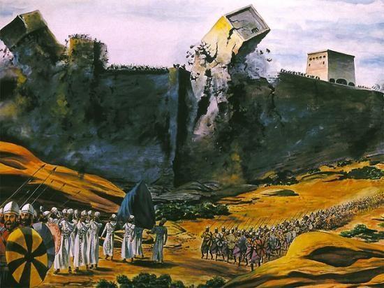 demolish Jericho