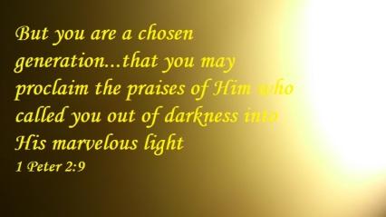 God is Light