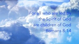 Romans 8:14