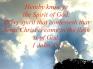 1 John 4:2