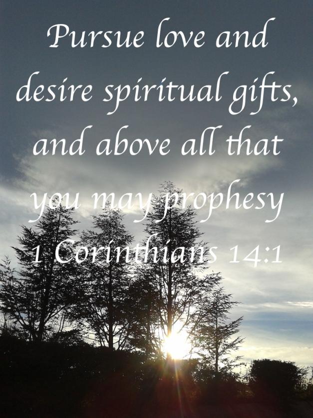 1 corinthians 14:1