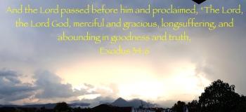 Exodus 34:6