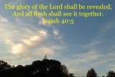 Isaiah 40:5