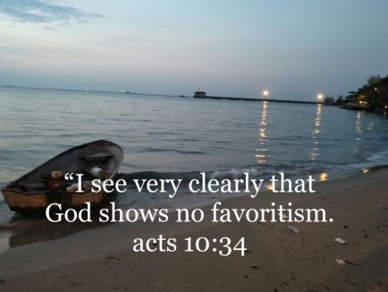 Acts 10:34