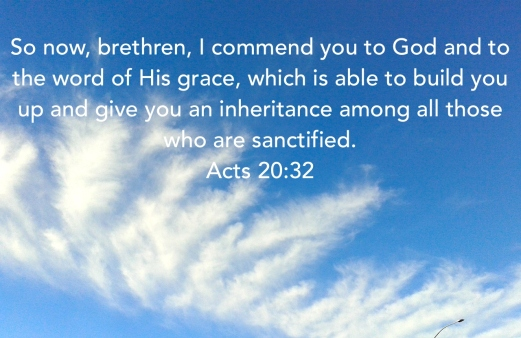 Acts 20:32
