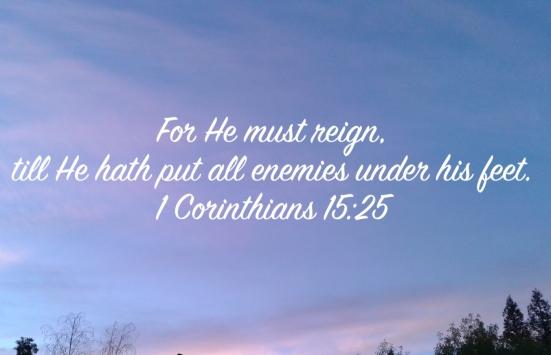 1 Corinthians 1525